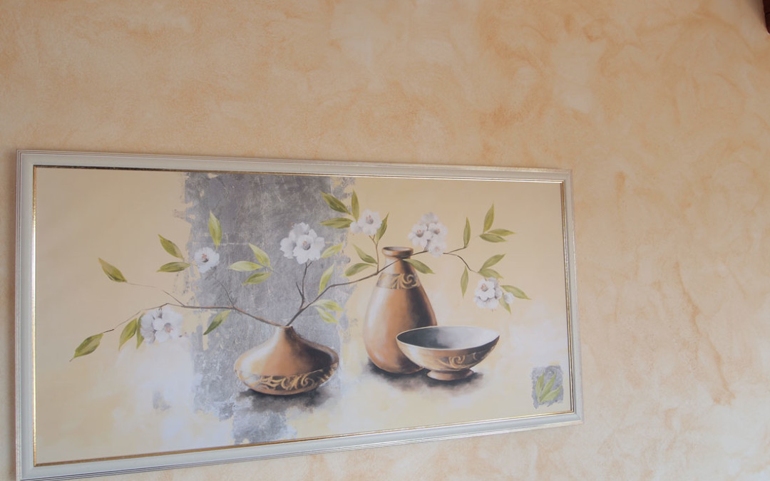 Dekorativne Tehnike / Soboslikarski radovi